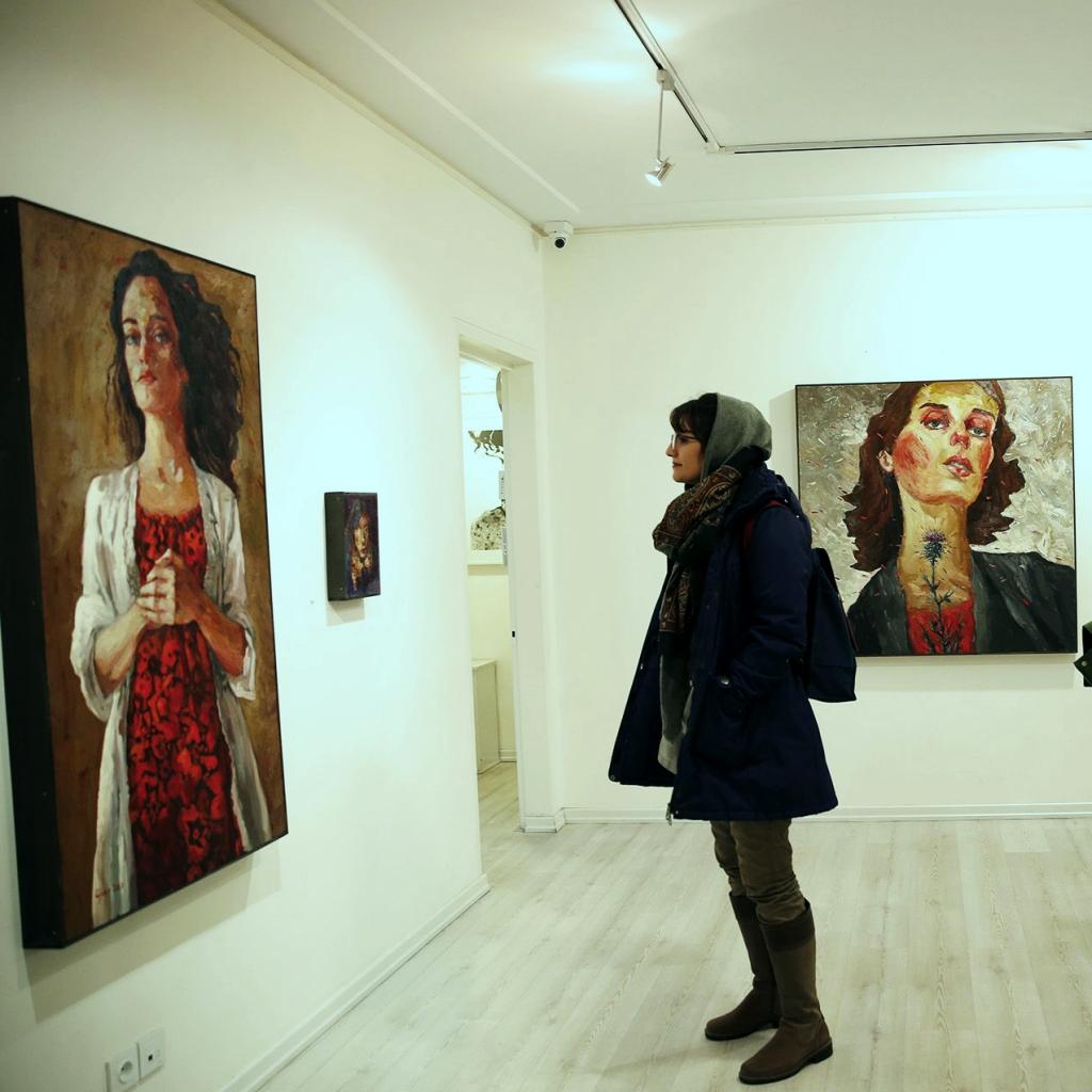 Galeries d'art à Téhéran