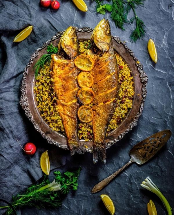 Repas iranien nouvel an