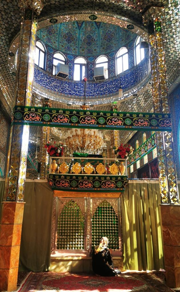 il y a environ 10500 Imamzadeh en Iran